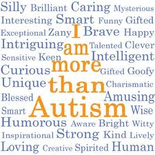 autism and much more-you are not alone